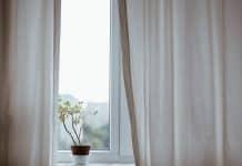 Fenêtre : zoom sur les matériaux disponibles