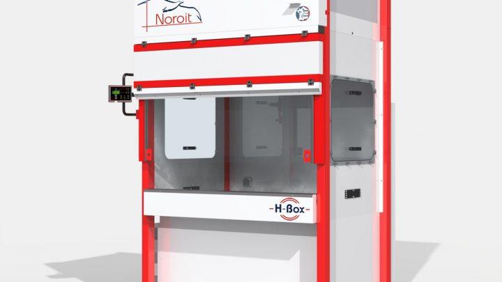 Comment marche la H-Box de Noroit Labo ?