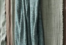 Comment teindre des nappes anciennes ?