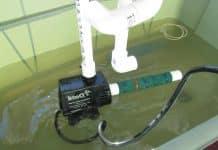 Quelle pompe submersible pour mon aquarium??