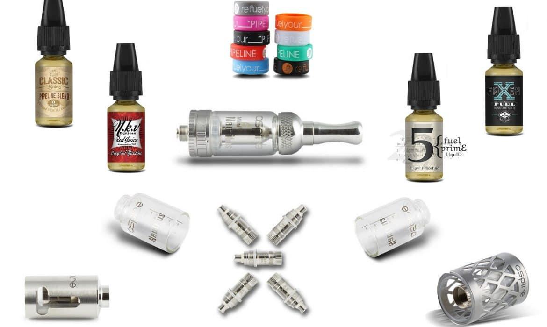 Comment remplir cigarette électronique aspire ?