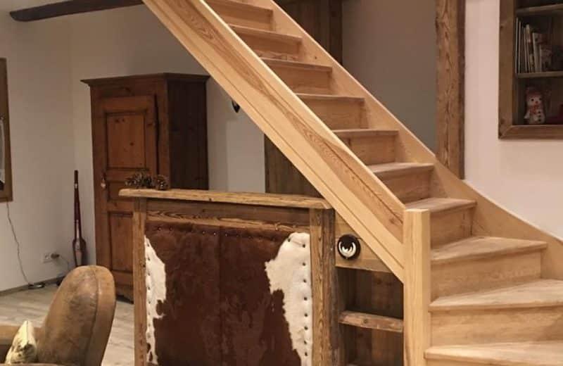 Qu'est-ce qui fait du bois un matériau de construction si célèbre ?