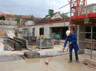 Vos chantiers doivent être déblayés, alors équipez-vous !