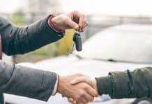 Quel papier faut-il pour vendre une voiture pour Pièce?