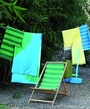 Comment teindre les vêtements et les textiles?