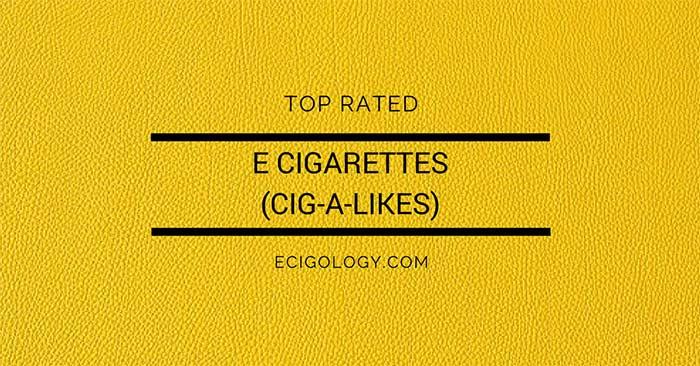 Quelle marque e cigarette choisir?