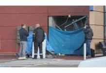 Des malfaiteurs s'attaquent à des distributeurs de billets à Monéteau